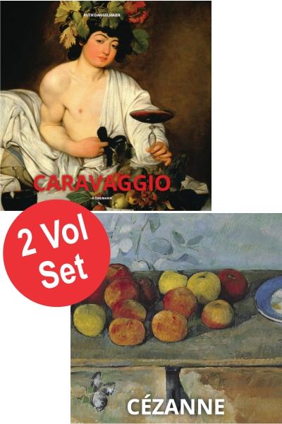 Pocket Art Series 1 (2 vol set)