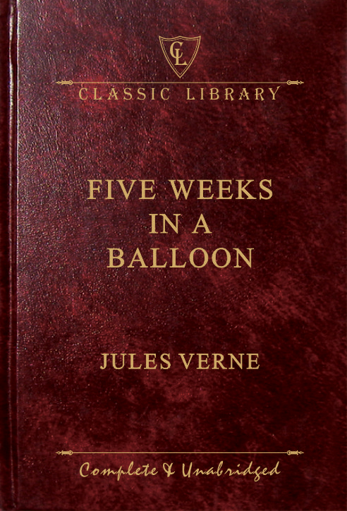 CL:Five Weeks In a Balloon