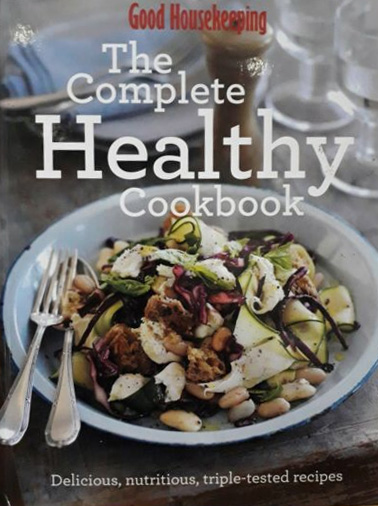 The Complete Healthy Cookbook