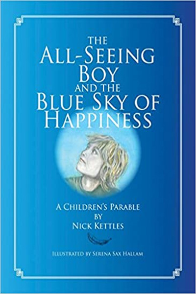 The All-Seeing Boy And The Blue Sky Of Happiness