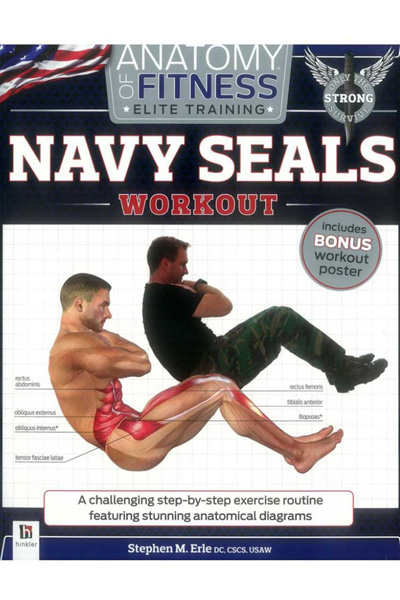 Anatomy of Fitness Navy Seals - Workout