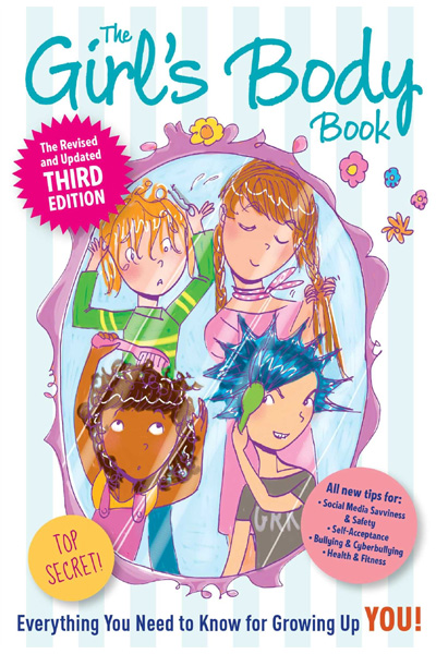 The Girls Body Book (Third Edition)