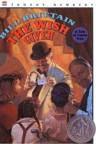 The Wish Giver : A Tale of Coven Tree