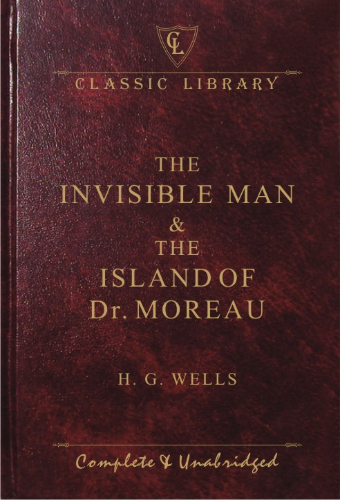 CL:The Invisible Man & The Island of Dr. Moreau