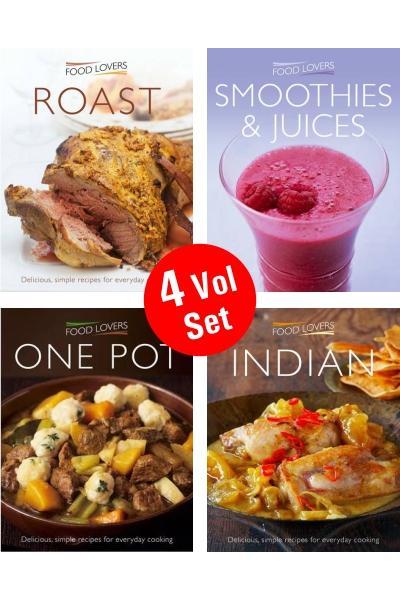 Food Lovers Series (4 Vol.Set)