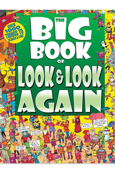 Big Book of Look & Look Again