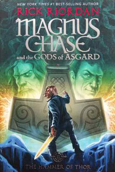 Magnus Chase And The Gods Of Asgard : The Hammer of Thor
