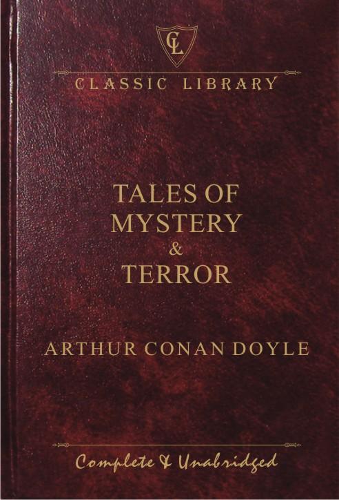 CL:Tales of Mystery & Terror