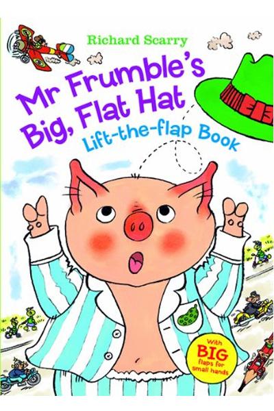 Mr. Frumble's Big Flat Hat
