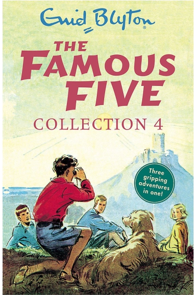 The Famous Five Collection # 4: Books 10-12