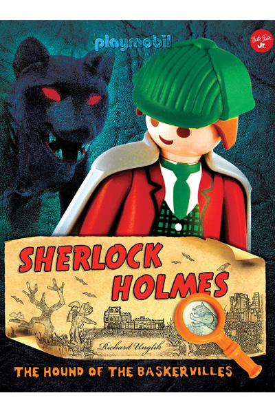 Playmobil - Sherlock Holmes: The Hound of the Baskervilles (coloured illustrations)