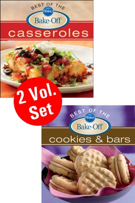 Bake-off: Best of the Cooking Series (2 Vol. set)