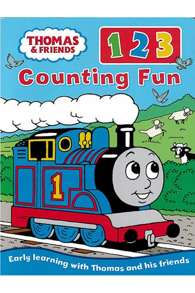 Thomas And Friends: 123 Counting Fun