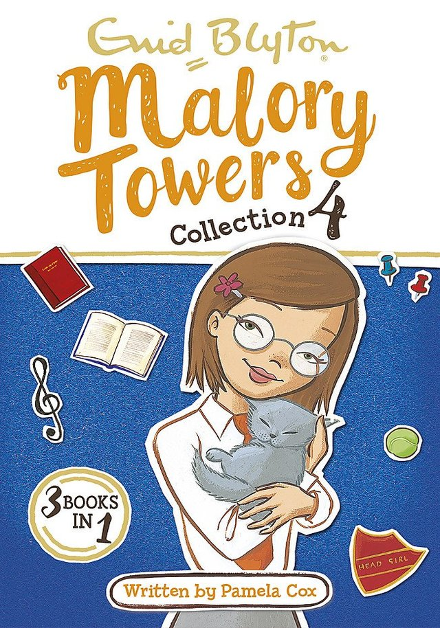 Malory Towers Collection 4