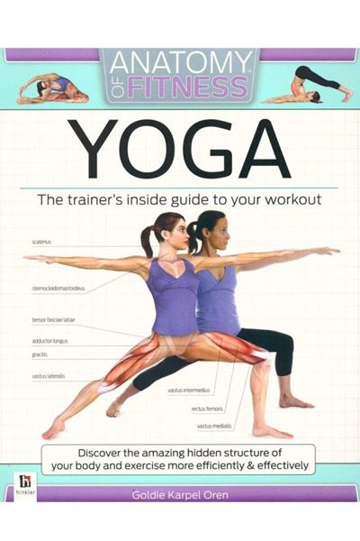 Anatomy of Fitness Yoga