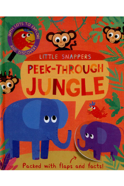 Peek-Through Jungle (Little Snappers)