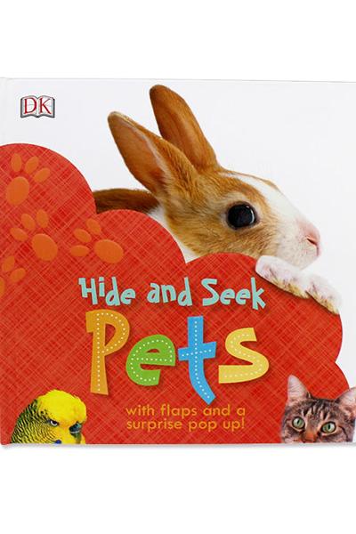 Hide and Seek:Pets