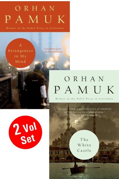 Orhan Pamuk Series-2 (2 Vol set)