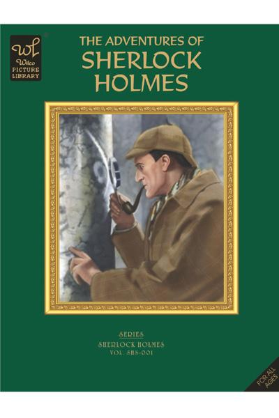 The Adventures of Sherlock Holmes vol