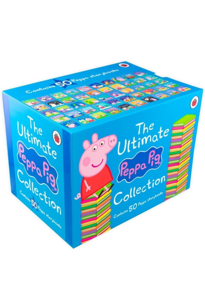 The Ultimate Peppa Pig Collection (50 Story books )