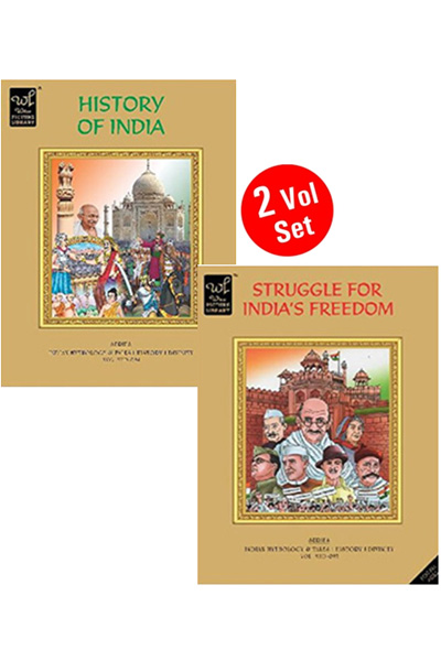 Historical Collection (History of India & Struggle for India's Freedom) (2 Vol.set)