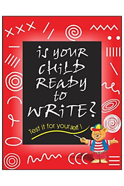 Is Your Child Ready to Write : Test it for Yourself!