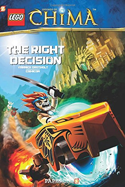 LEGO Legends of Chima: The Right Decision