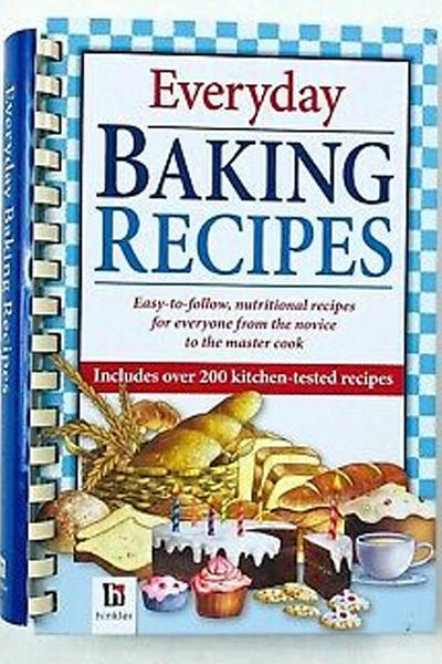 Everyday Baking Recipes