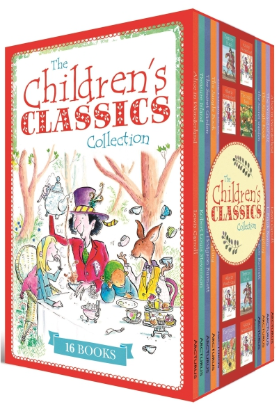 The Children's Classics Collection (16 Vol. Set)