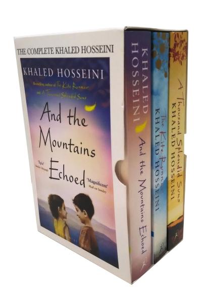 Khaled Hosseini Complete Collection (3 Vol. Set)