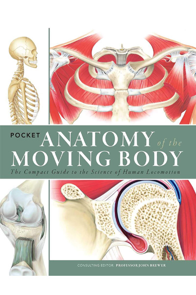 Pocket Anatomy of the Moving Body : The Compact Guide to the Science of Human Locomotion