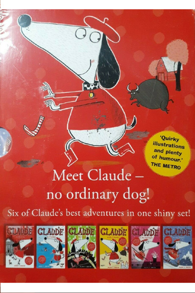 Claude - A Rather Fancy Collection (6 Book Set)
