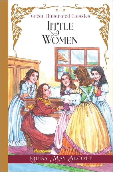 Great Illustrated Classics: Little Women