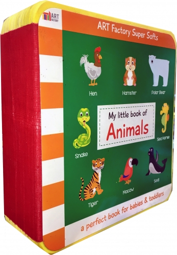 My Little Book Of Animals: A Perfect Book for Babies and Toddlers