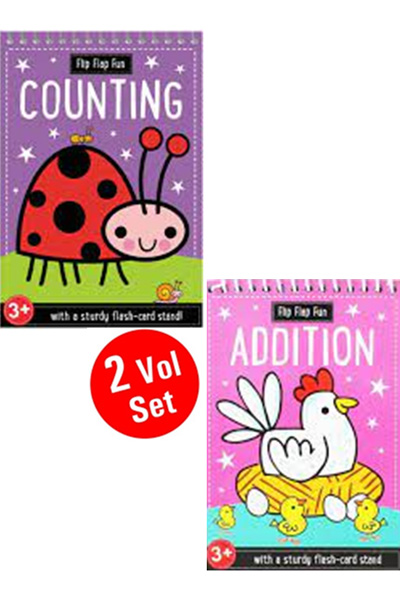 Flip Flap Fun Series 2 (2 Vol.set)