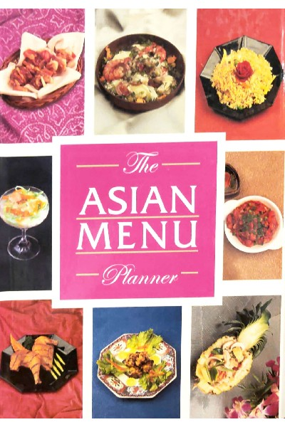 The Asian Menu Planner