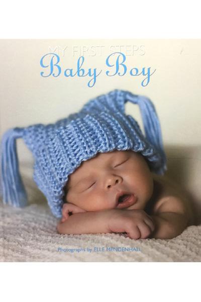 My First Steps - Baby Boy