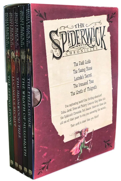 Spiderwick Chronicle Collection (5 Books Set)