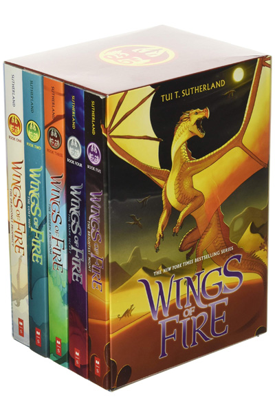 Wings of Fire (Books 1 to 5) (5 Vol.Box Set)