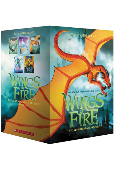 Wings of Fire (Books 6 to 10) (5 Vol. Boxed Set)