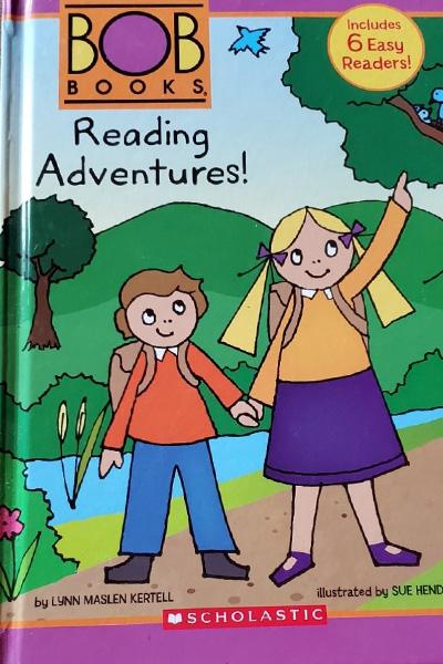 Bob Books: Reading Adventures!