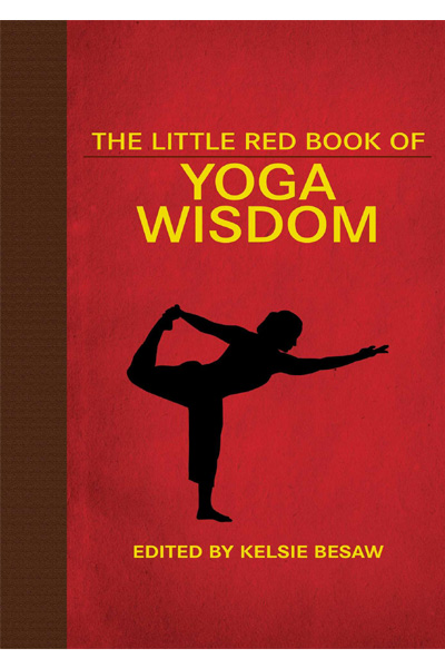 The Little Red Book of Yoga Wisdom