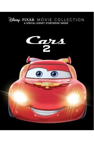 Disney Pixar Movie Collection: Cars 2 : A Special Disney Storybook Series