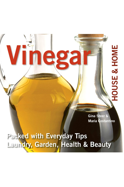 Vinegar:Packed with Everyday Tips