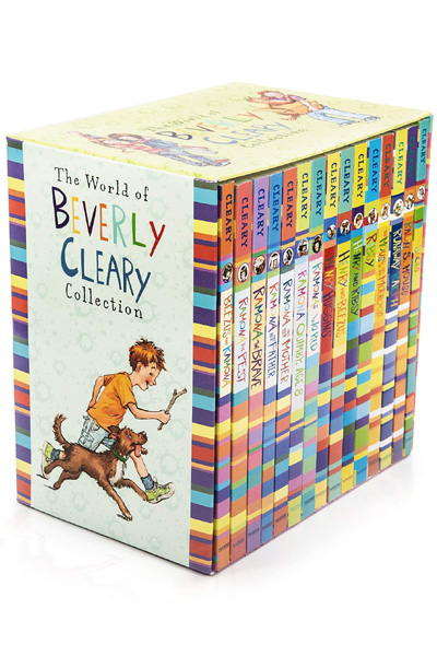 The World of Beverly Cleary - 15 Amazing Stories Inside!