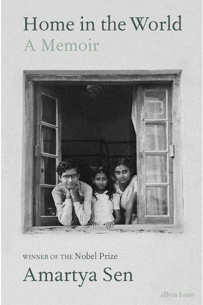 Home in the World - A Memoir
