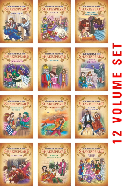 Illustrated Tales from Shakespeare (12 Vol. Set)