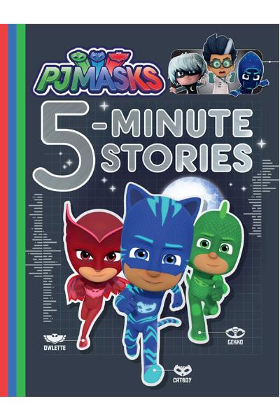 PJ Masks : 5-Minute Stories