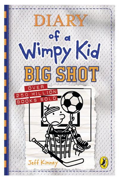 Diary of a Wimpy Kid (Book 16)