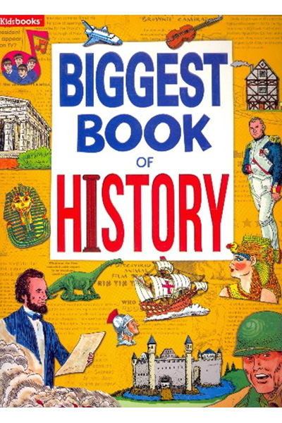 Biggest Book of History